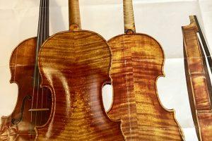 Copie du Titian 1715 de Stradivarius.