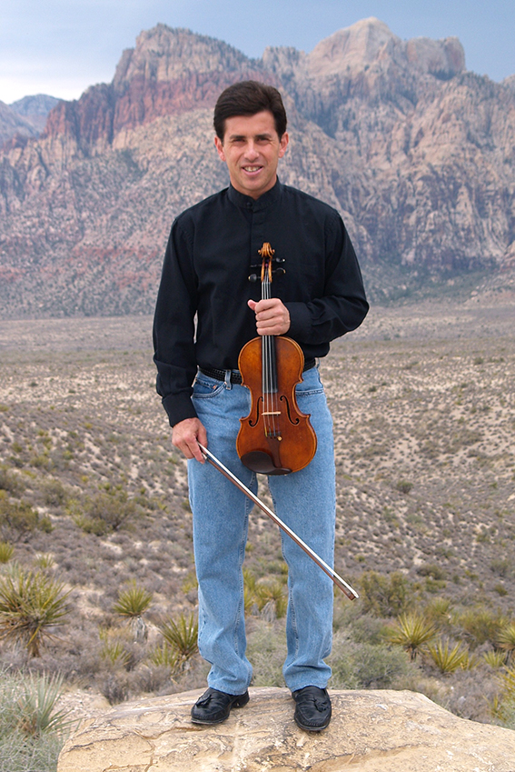 Randy Lazer , Las Vegas, Nevada, USA. Violinist in Las Vegas symphony and chamber orchestra. Jazz and Blues player, have recorded « Amazing Days » cd.