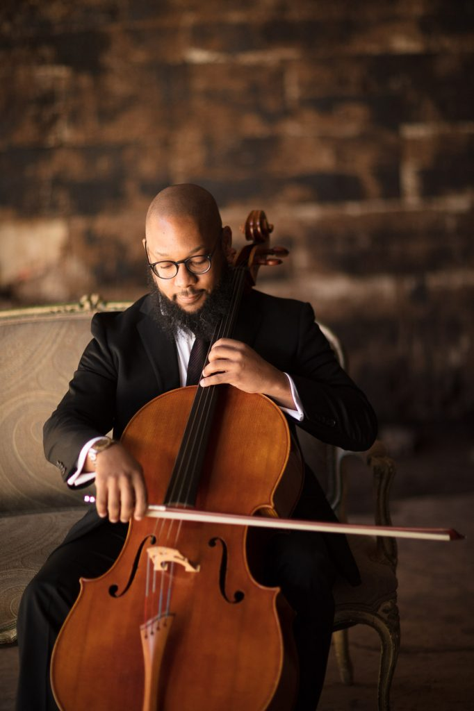 Ryan Murphy, San Antonio, Texas, USA. Cellist San Antonio Symphony.