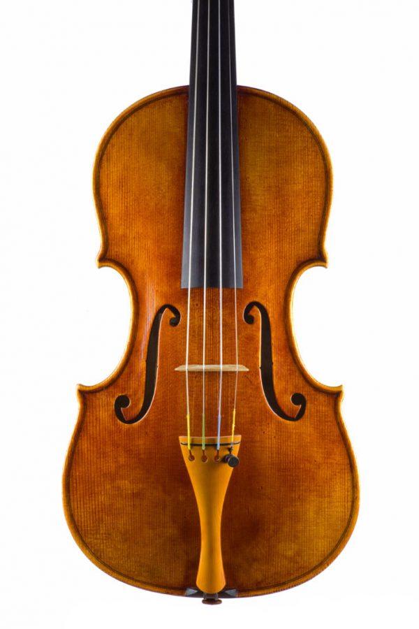 Violon 2010, copie du Ole Bull 1744 de Giuseppe Guarneri Del Gesù.