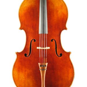 Violoncelle 2007, d'après Matteo Goffriller 1707.