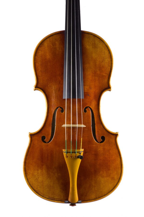 Violon 2011, inspiré de Giuseppe Guarneri Del Gesù 1735.