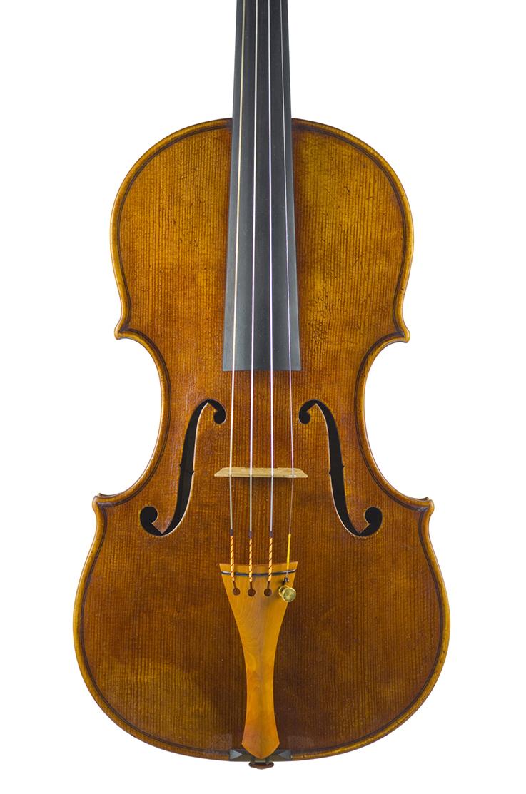 Violon 2014, inspiré de Giuseppe Guarneri Del Gesù 1735.
