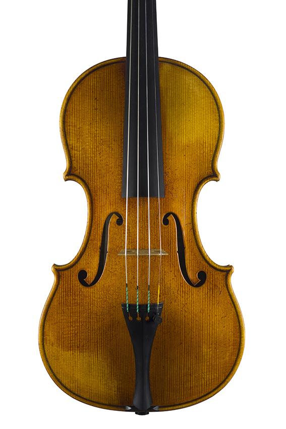 """Violon 2017, d'après le """"violon du diable"""" de Giuseppe Guarneri Del Gesù 1734."""