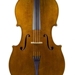 """Violoncelle 2014, d'après Antonio Stradivari, le """"Cristiani"""" 1700."""