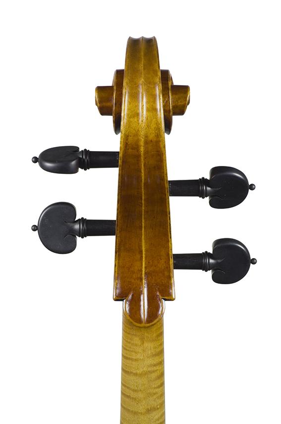 """Violoncelle 2015, d'après Antonio Stradivari, le """"Cristiani"""" 1700."""