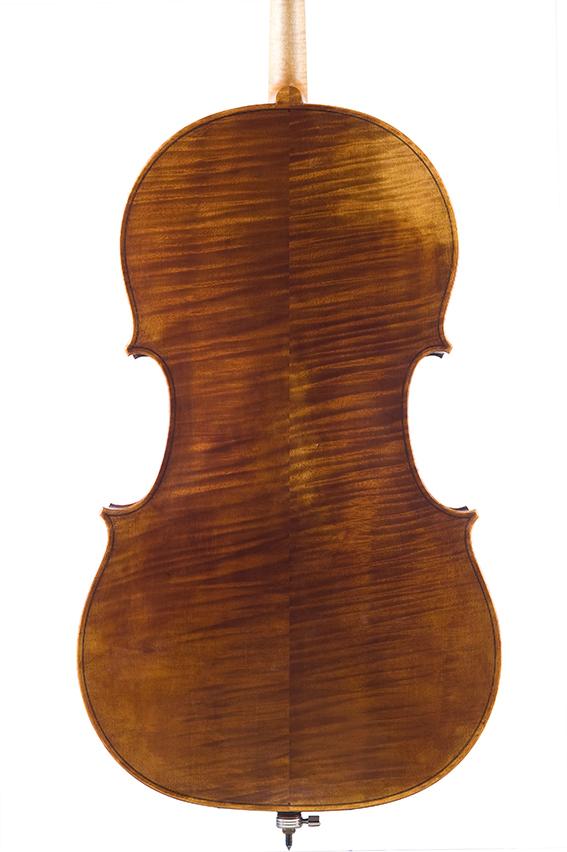 Violoncelle 2008, d'après Matteo Goffriller 1707.