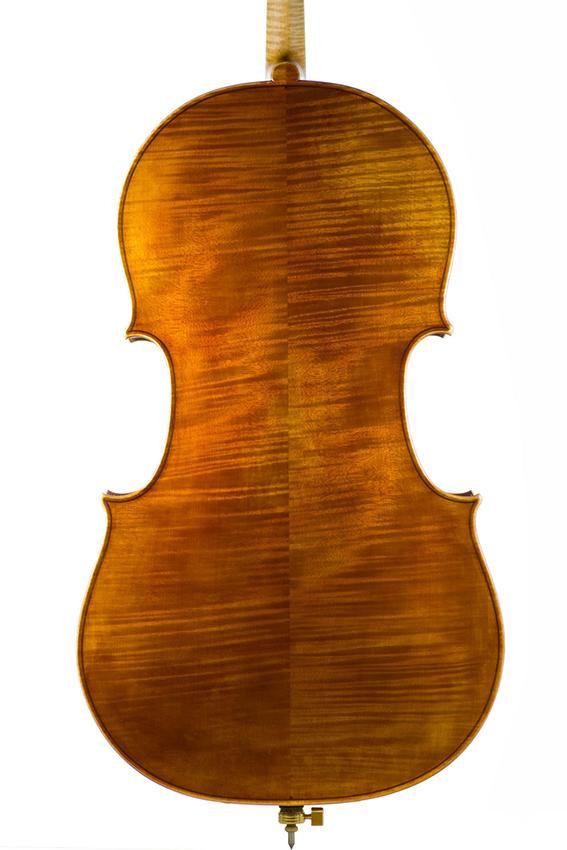 Violoncelle 2011, d'après Matteo Goffriller 1707.