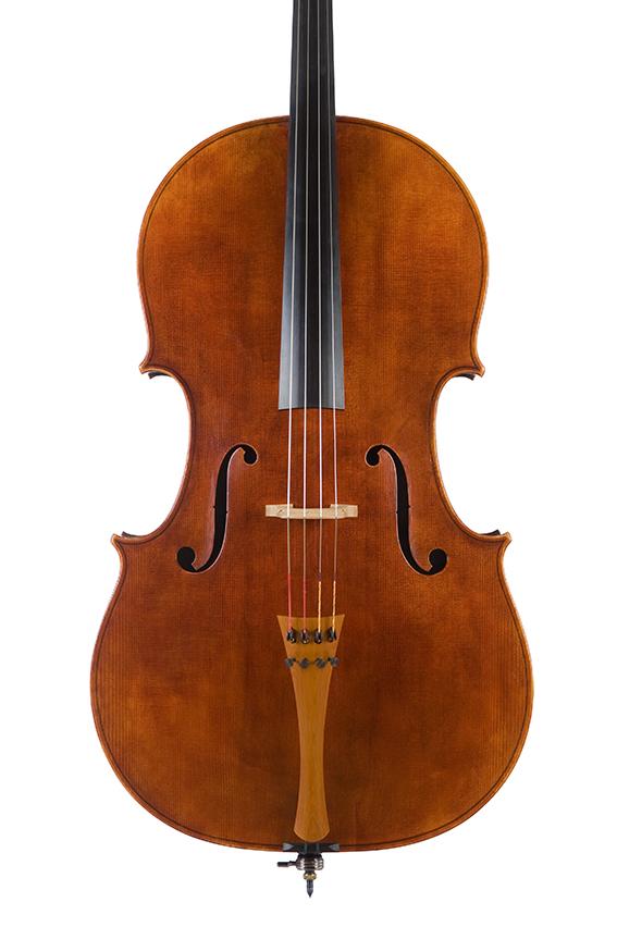 Violoncelle 2009, d'après Matteo Goffriller 1707.
