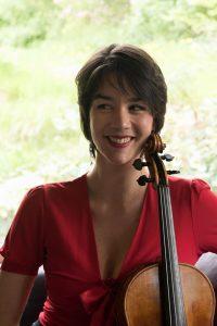Vinciane Vinckenbosch, Belgique. alto co-soliste de la Niederbayerische Philharmonie, Passau, Allemagne et chambriste.