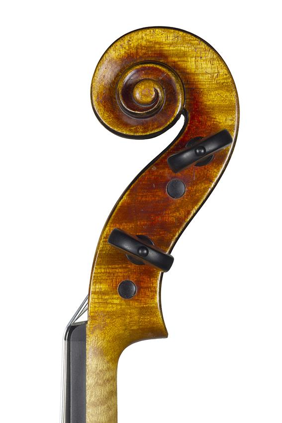 Nicolas Gilles 2020 violon du diable tete D