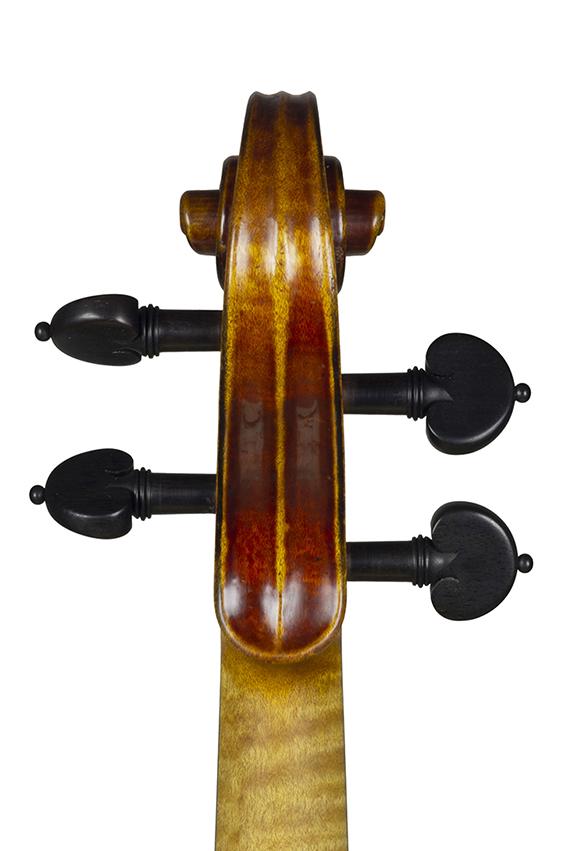 Nicolas Gilles 2020 violon du diable tete dos