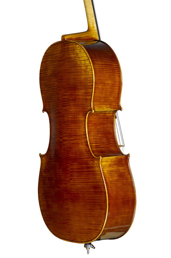 Violoncelle Cello 2020 nicolas gilles back 3 4
