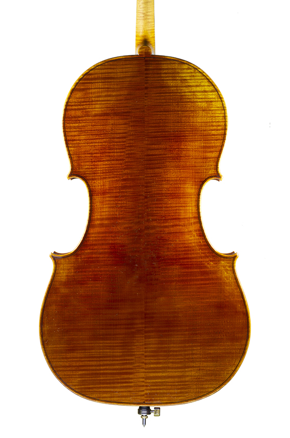 Violoncelle Cello 2020 nicolas gilles back