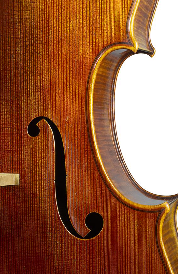 Violoncelle Cello 2020 nicolas gilles ff detail