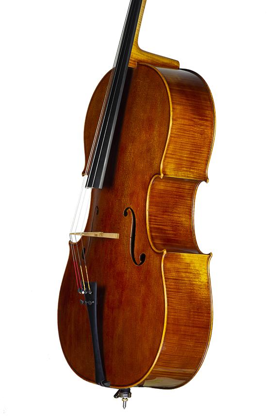 Violoncelle Cello 2020 nicolas gilles front 3 4