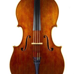Violoncelle Cello 2020 nicolas gilles front