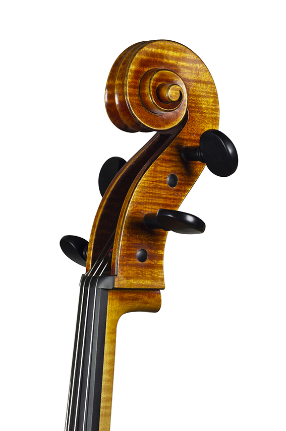 Violoncelle Cello 2020 nicolas gilles head front 3 4
