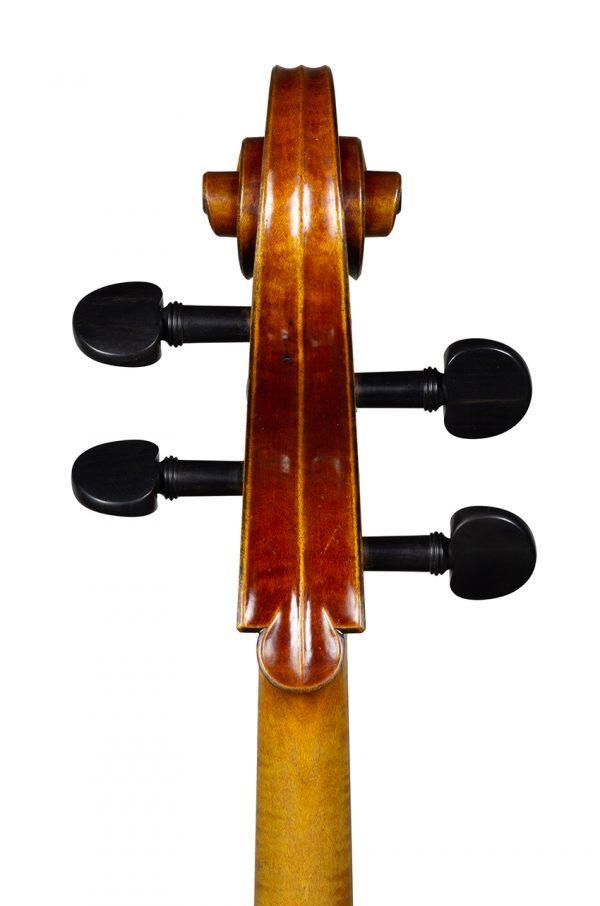 Violoncelle Cello dec_janv 2021 Nicolas GILLES tete dos