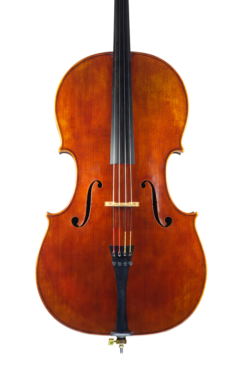 Cello Nicolas Gilles august 2021 front net