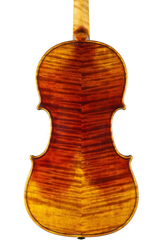 Violin Nicolas Gilles july 2021 back net