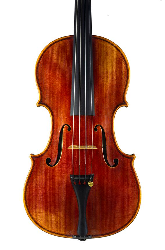 Violin Nicolas Gilles july 2021 front net