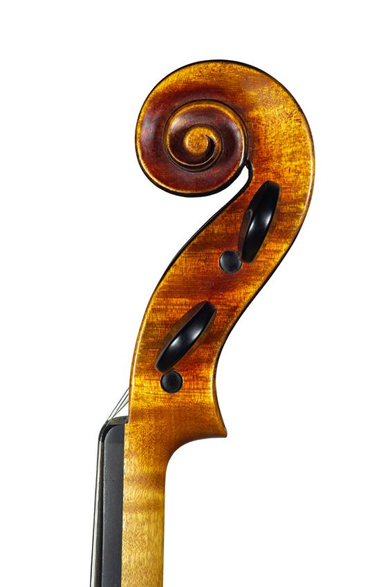 Violin Nicolas Gilles july 2021 head R net