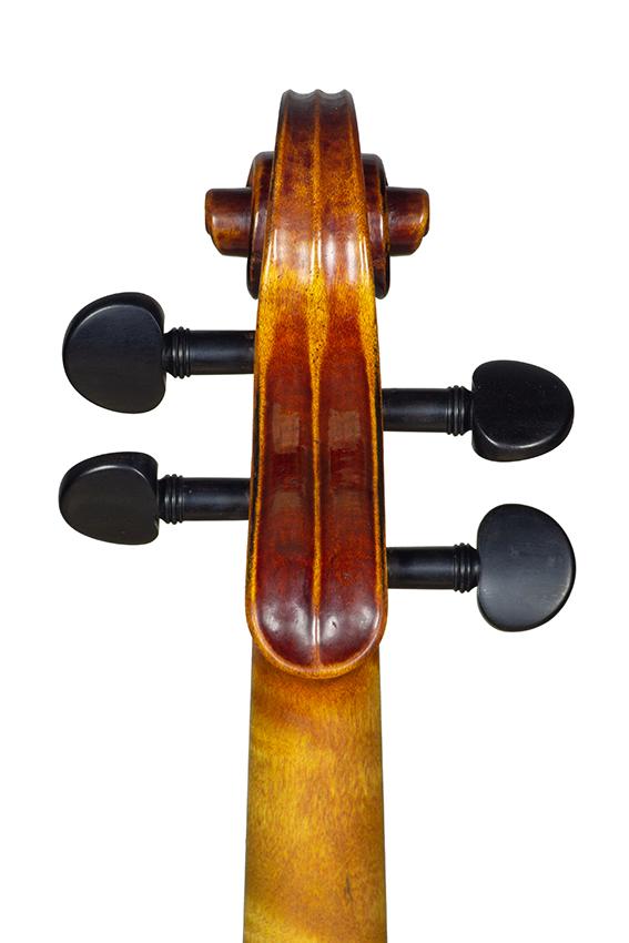 Violin Nicolas Gilles july 2021 head back net