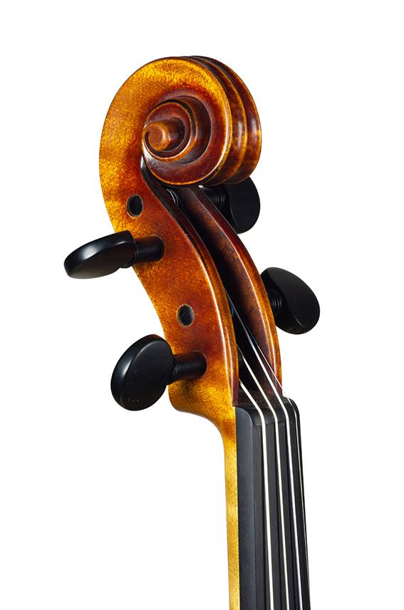Violin Nicolas Gilles july 2021 head front 3 4 net