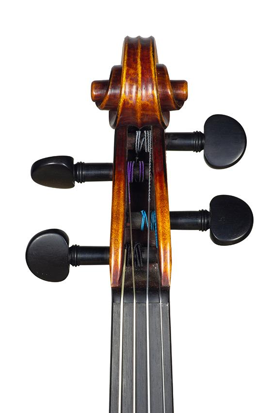 Violin Nicolas Gilles july 2021 head front net