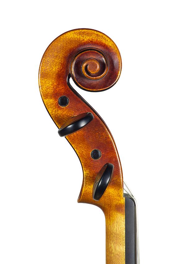 Violin Nicolas Gilles july 2021 head g net